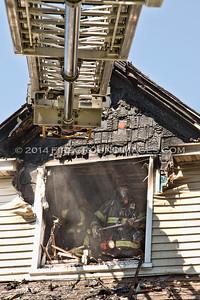 Wayne St. Fire (Bridgeport, CT) 9/4/14