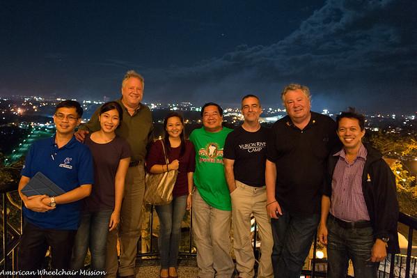 Dinner With Ateneo de Davao University Representatives
