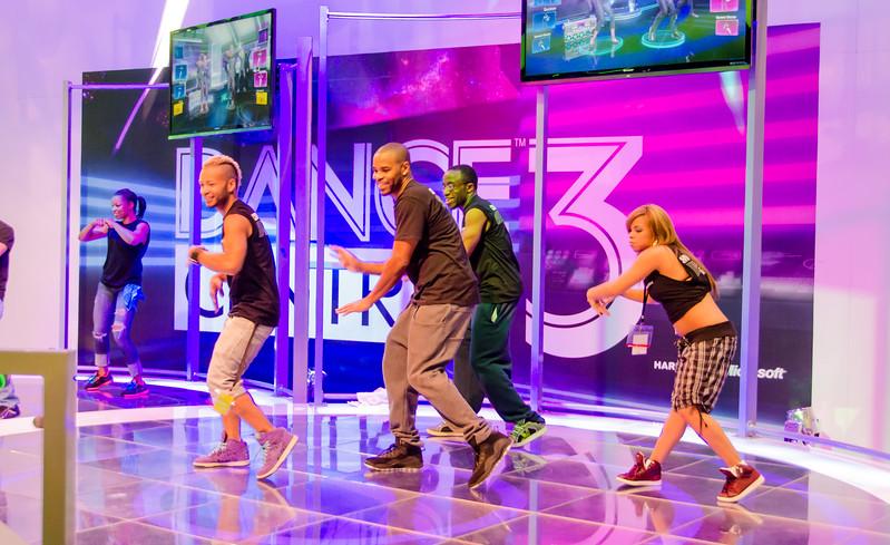 Dance Central 3 at E3 2012