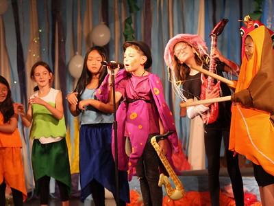 "Elementary Musical ""Rocktopus"""