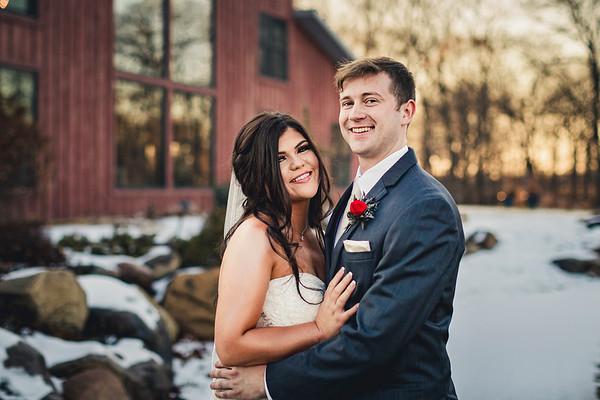 Princeton IL // Wedding Photography // Lindsey&Sean