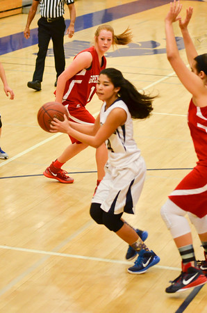 JV GBB vs. Great Oak