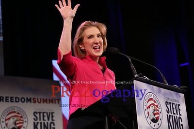 Carly Fiorina at Iowa Freedom 2015
