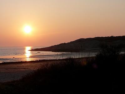 Solnedgång Ugglarp