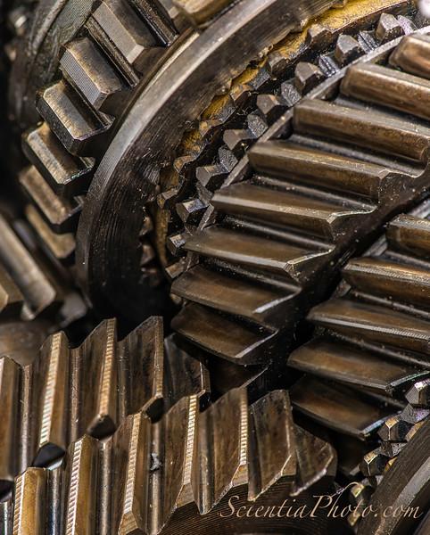 Gears & Wheels II