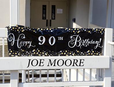 JOE MOORE'S 90TH Birthday - Parade