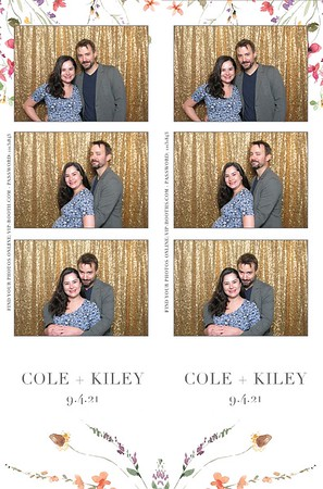Cole and Kiley