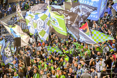 Chicago vs Sounders FC 3-1-20