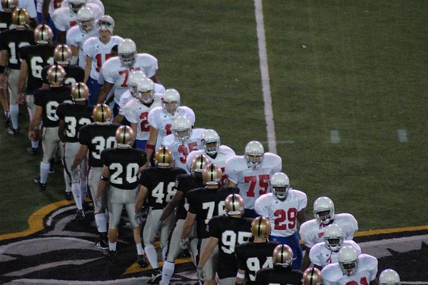 PG Football at West Point