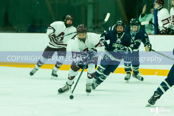 Hockey - AHS vs Skaneateles  12-11-18