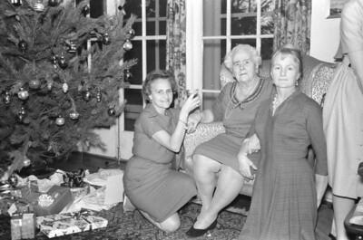 Goodenough Family 35mm B&W Film 1961 & 1962