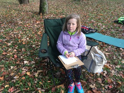 Fourth Grade Autumn Outdoor Day