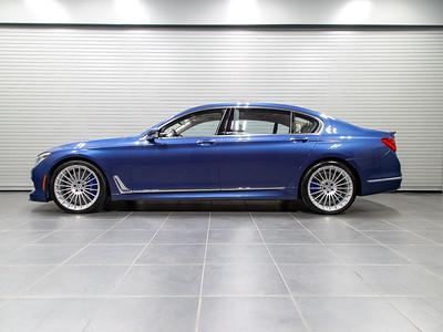 '17 B7 - Alpina Blue Metallic