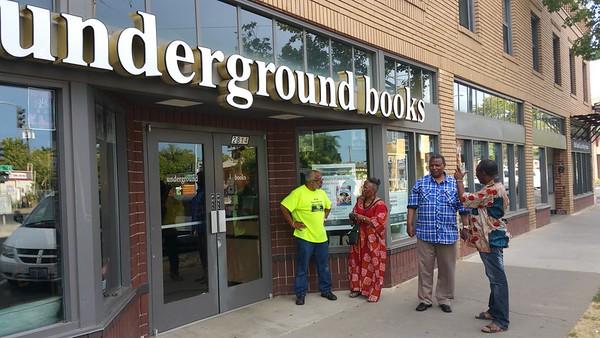 Sacramento Black Book Fair