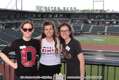 Ohio State Day at the Columbus Clippers- 6/28/18
