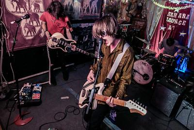 Hunter Sharpe @ The Sahara Lounge