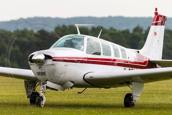 F-GBLF - Beech A36 Bonanza 36