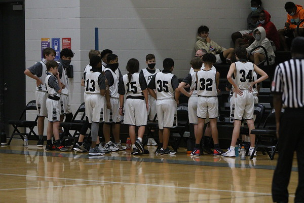 Cook Middle School Basketball