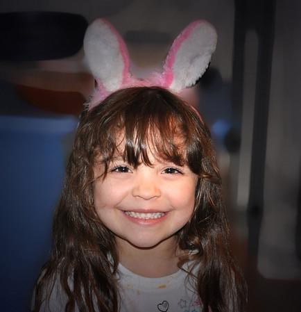 Girls Easter 2011