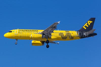 Itapemirim Transportes Aéreos - ITA (2nd)