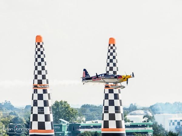 RedBull Air Race 2018