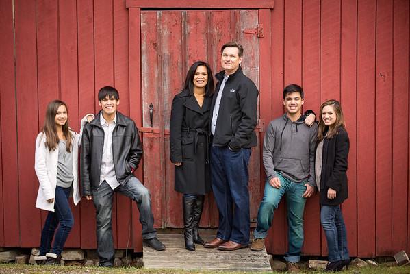 11.26 Zuber Family Portraits