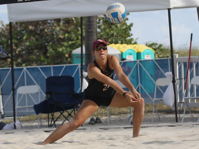 FSU vs GCU at South Beach (03/31/2018)