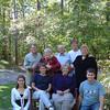 Standing: David, Mom & Dad, Daniel and Jane Sitting: Rynnie, Marsha, Pat and Noah