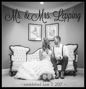 Crystal & Brent Lepping's Wedding