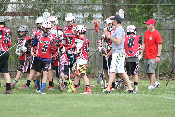 20150517 Connetquot Youth Lax @ Sayville