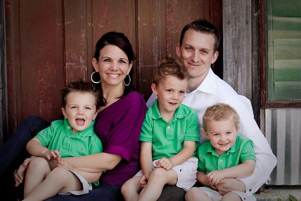 Dixon Family Pix