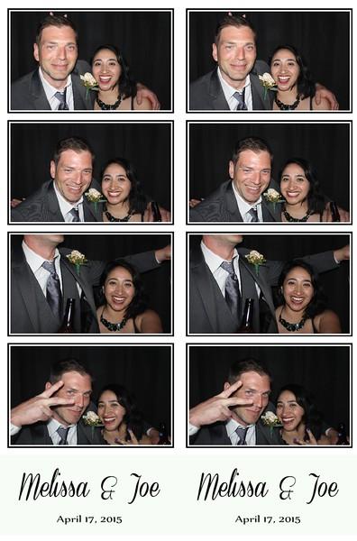 Melissa & Joe April 17, 2015