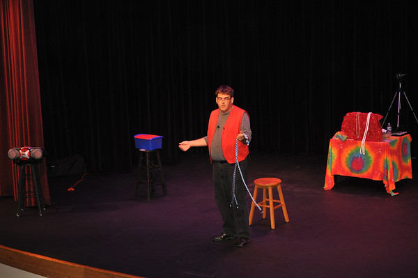 Larry Moore, the Magic Man 2010