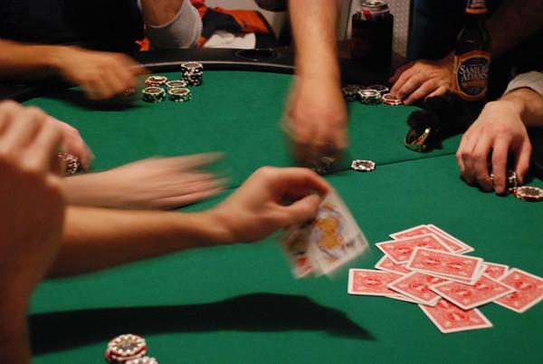 Halloween Poker Night