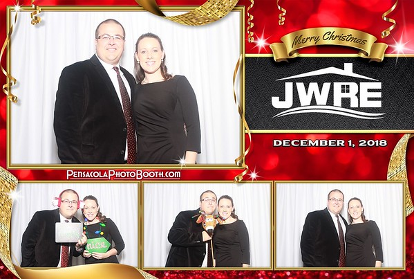 JWRE Christmas Party 12-1-2018