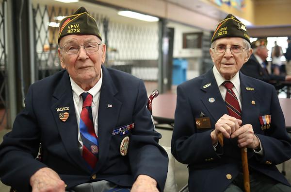 CHS Veterans Program 2016