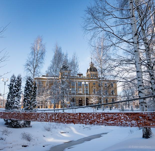 Oulu Townhall