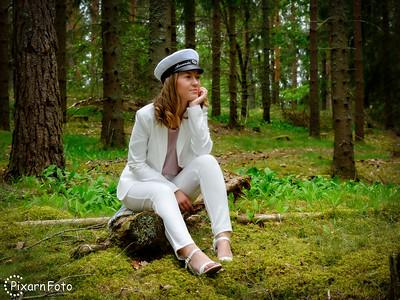 Studentfoto Amanda