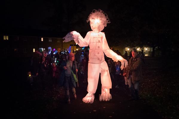 Radstock Lantern Parade