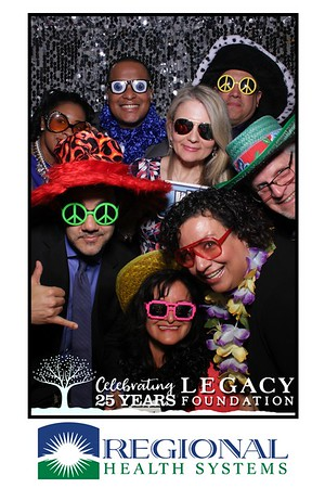 Legacy Foundation 25th Anniversary Celebration