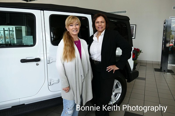 Bridget and Sherry Rydell Auto