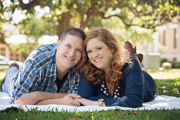 Greg & Marisa
