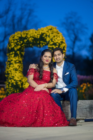 Prasanna Sunil Pre-Wedding