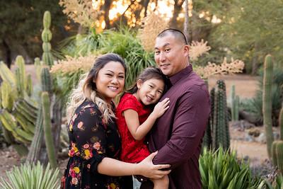Cheung Family 2018