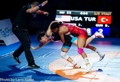 Women Wrestling Championships