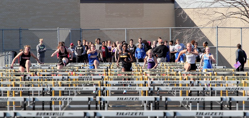 DeLaSalle Track and Field - 2018