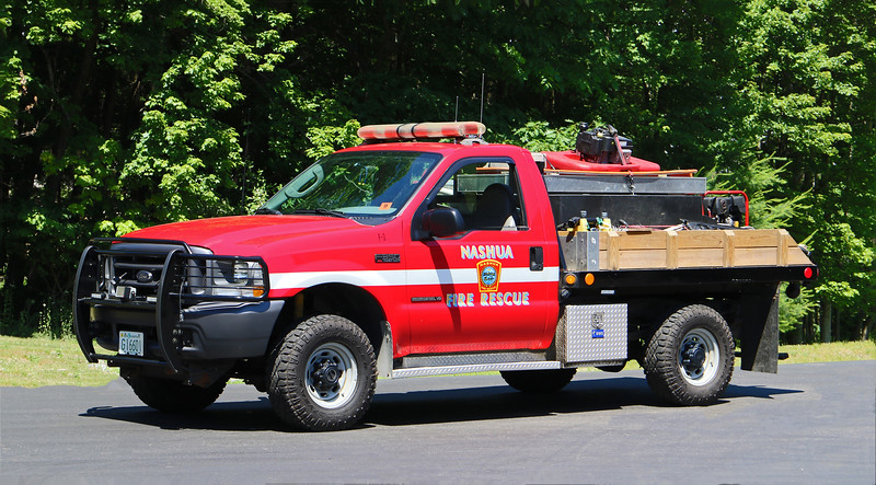 Forestry 3   2000 Ford F-350 / Donovan.  150 / 250