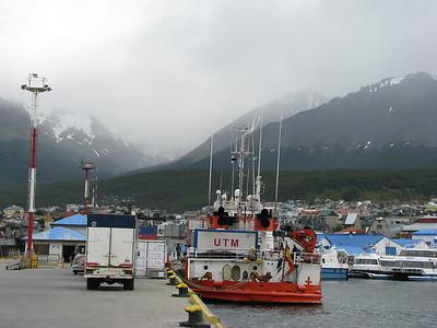 Antarctic Cruise 2008