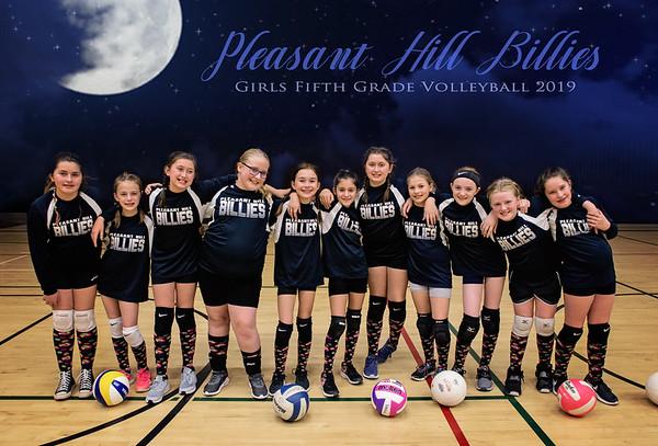 PH Fifth Grade  Volleyball