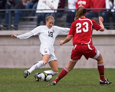Womens Soccer October 5, 2008
